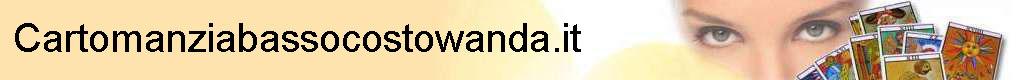 Cartomanzia basso costo Wanda Logo